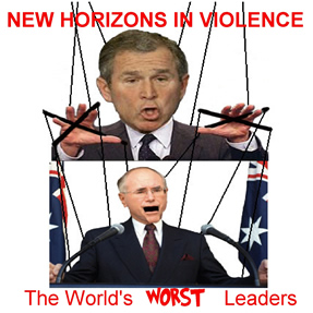 New Horizons In Violence - The World's Worst Leaders